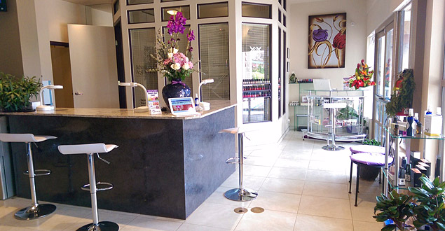 Beauty Spa Maui Manicure