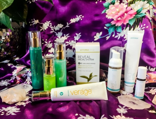 Doterra Skin Care at the Spa