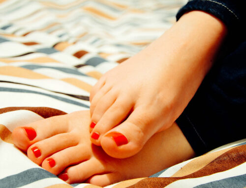 Pedicures Soothe the Soul from the Feet Up!