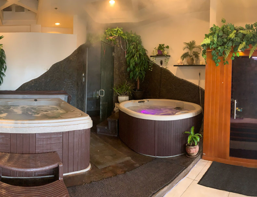 Maui Day Spa with Sauna, Hot Tub, Steam Room